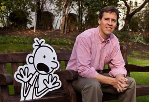 diary-of-a-wimpy-kid-9-the-long-haul-author-picture-jeff-kinney-greg-heffley-review