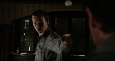 Will Poulter is terrifying